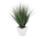 View large Artificial 3ft Onion Grass Plant - Artificial Silk Plant and Tree Range UK