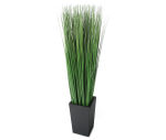 "View large Artificial 3ft 5"" Onion Grass Plant - Artificial Silk Plant and Tree Range UK"