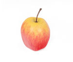 View large Artificial Gala Apple - Artificial Luxury Fruit and Vegetable Range UK
