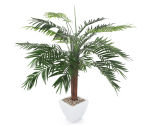 "View large Artificial 3ft 6"" Kentia Palm Tree - Artificial Silk Plant and Tree Range UK"