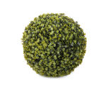 View large Artificial 29cm Boxwood Ball Topiary - Artificial Silk Plant and Tree Range UK